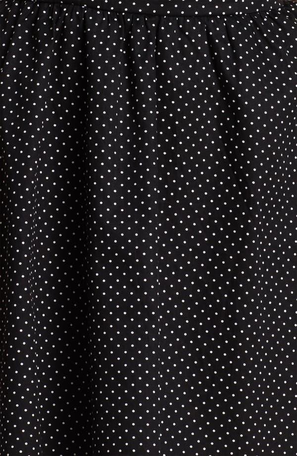 Alternate Image 3  - Mimi Chica Print Sleeveless Dress (Juniors)