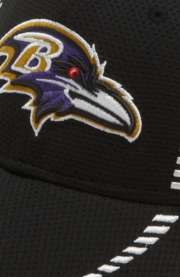 Alternate Image 3  - New Era Cap 'Training Camp - Baltimore Ravens' Baseball Cap