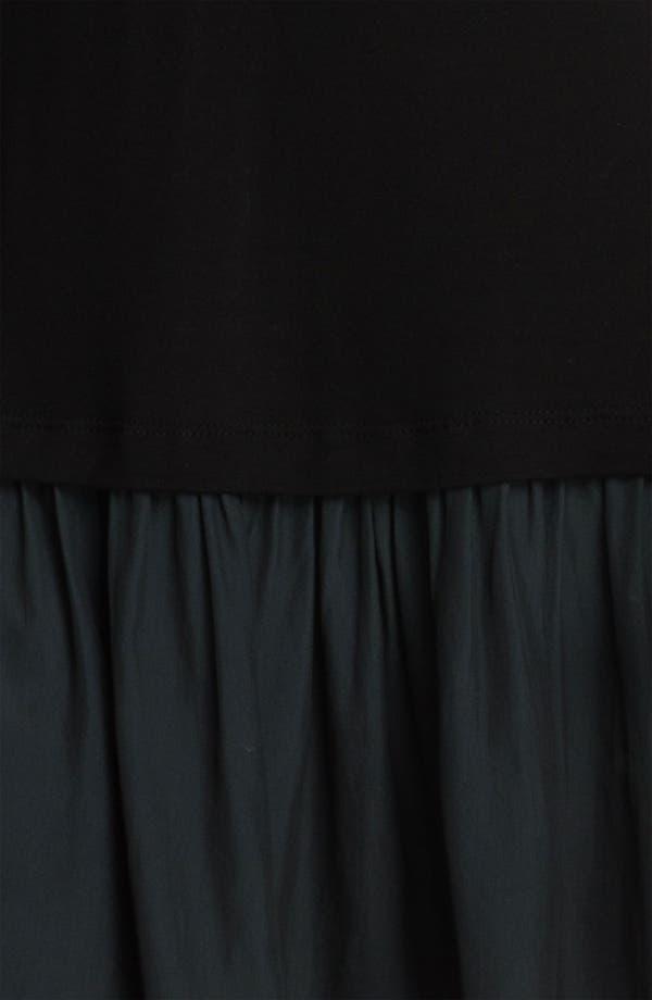 Alternate Image 3  - Thakoon Carbon Copy Layered Drop Waist Jersey Dress