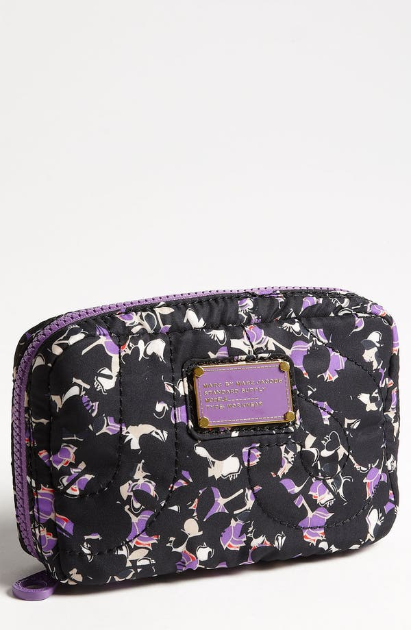 Main Image - MARC BY MARC JACOBS 'Pretty Nylon - Exeter' Travel Cosmetics Case