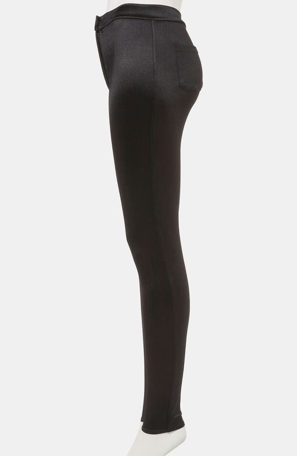 Alternate Image 4  - Topshop 'Disco' Leggings