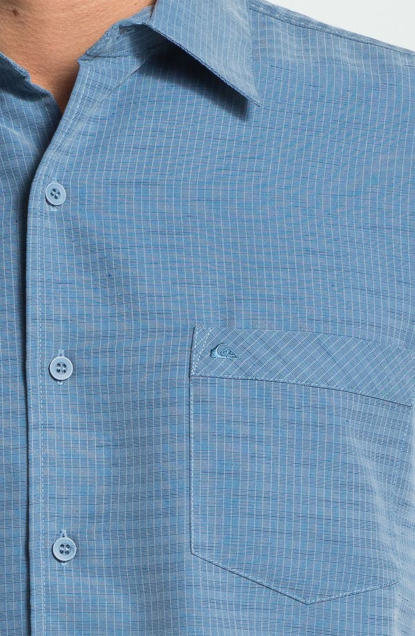 Alternate Image 3  - Quiksilver 'Clearview Cove' Woven Shirt