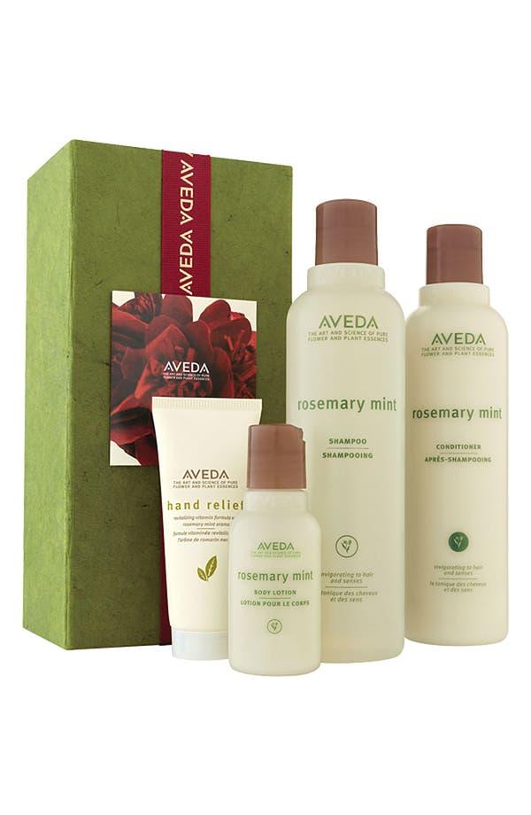Alternate Image 1 Selected - Aveda 'Refresh Mint' Gift Set