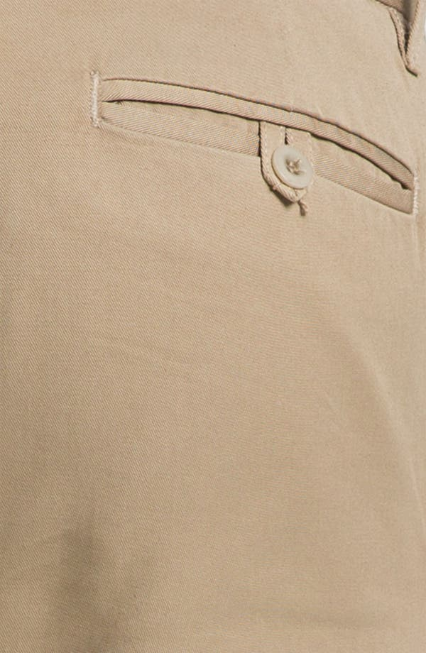 Alternate Image 3  - Band of Outsiders Slim Fit Twill Cotton Chinos
