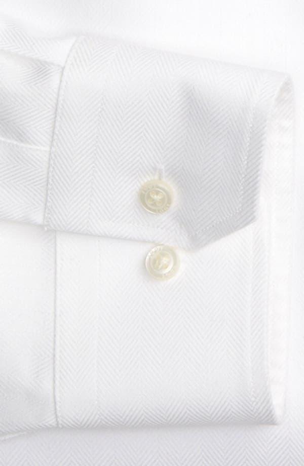 Alternate Image 2  - 1901 Trim Fit Dress Shirt (Online Only)