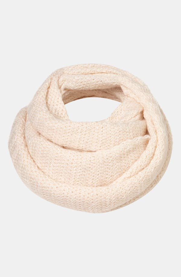 Main Image - Topshop Marled Sweater Infinity Scarf