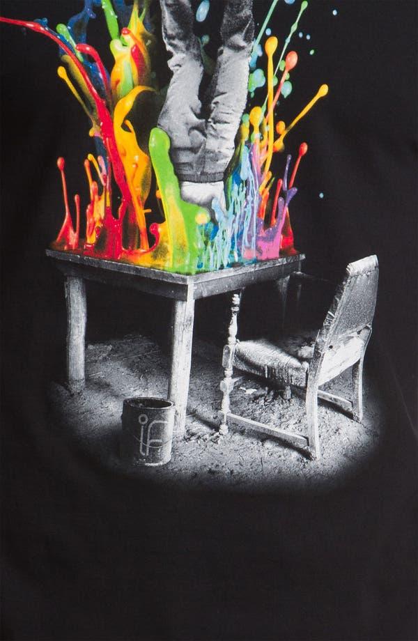Alternate Image 3  - Imaginary Foundation 'Plunge' T-Shirt