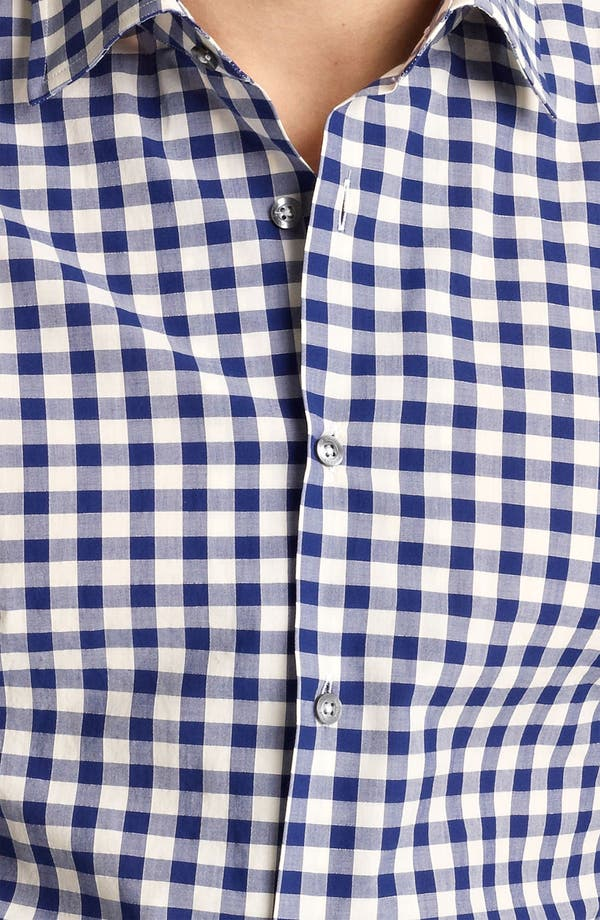 Alternate Image 3  - PS Paul Smith Large Gingham Shirt