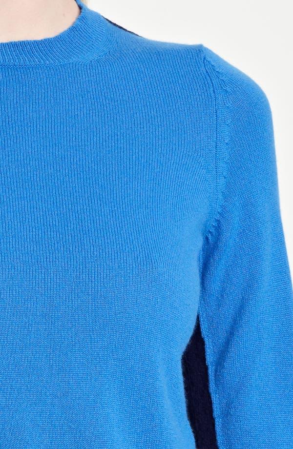 Alternate Image 3  - Jil Sander Contrast Hem Cashmere Sweater
