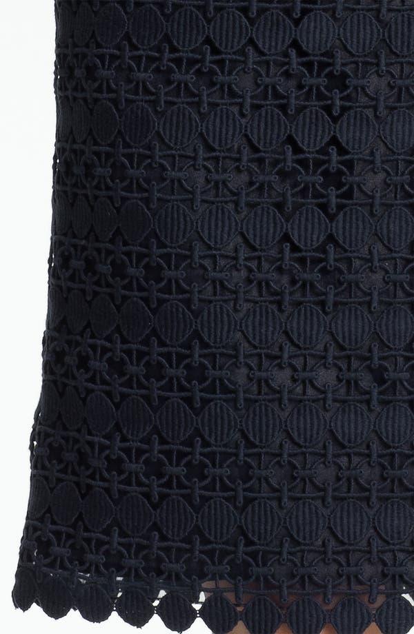 Alternate Image 3  - Tory Burch 'Ginevra' Lace Sheath Dress