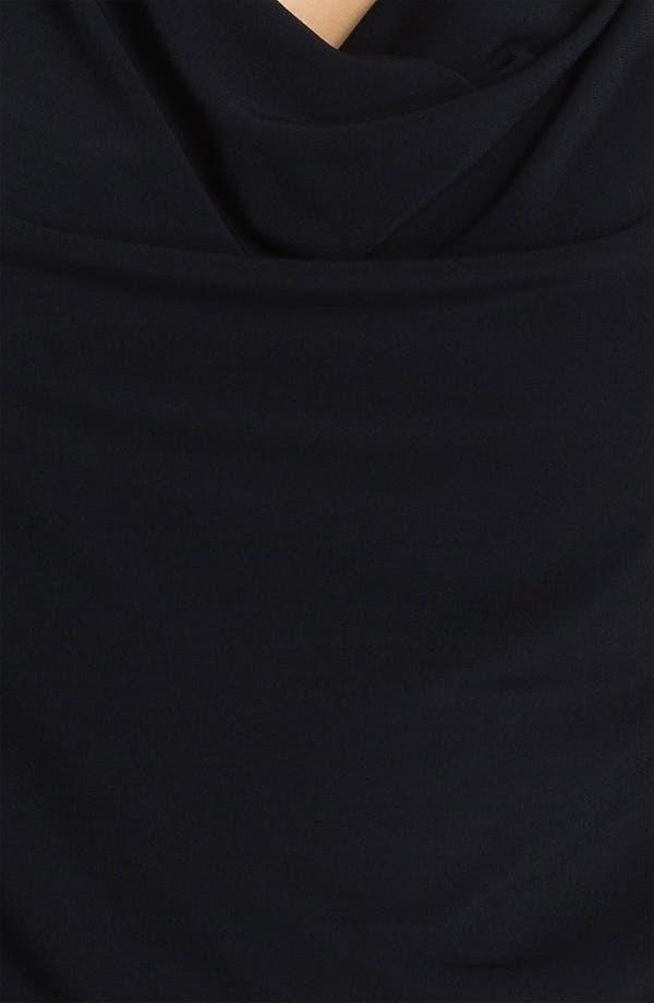 Alternate Image 3  - MICHAEL Michael Kors Chain Shoulder Drape Neck Top (Plus)