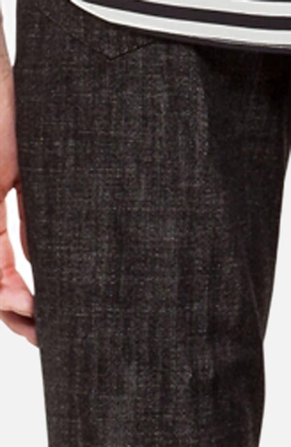 Alternate Image 5  - Akris punto 'Fayette' Bootcut Stretch Cotton Jeans