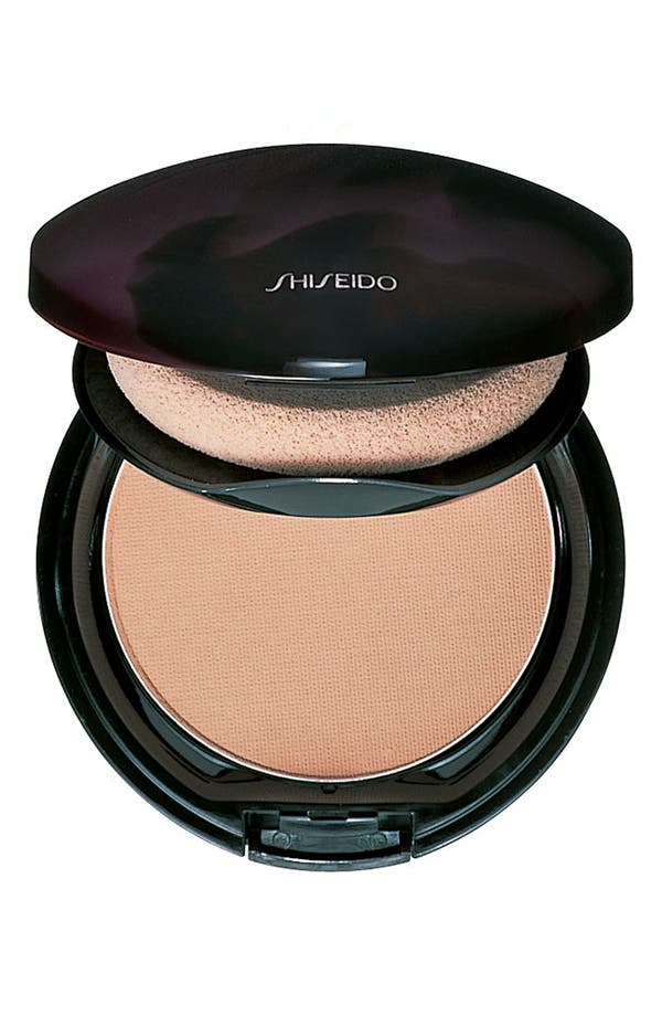 Alternate Image 1 Selected - Shiseido Powdery Foundation Refill SPF 14