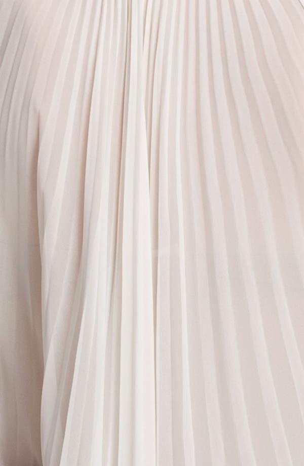 Alternate Image 3  - Lafayette 148 New York 'Dalena' Matte Silk Blouse