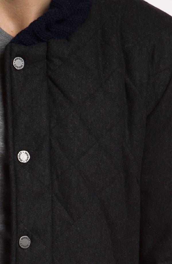 Alternate Image 3  - Insight 'Silent Menace' Quilted Jacket