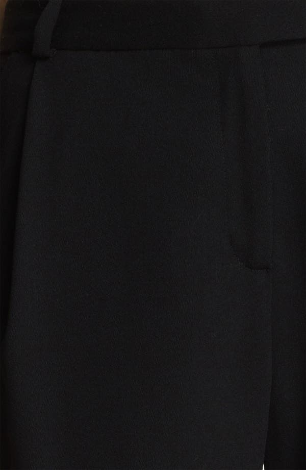 Alternate Image 3  - Halston Heritage Gabardine Bermuda Shorts