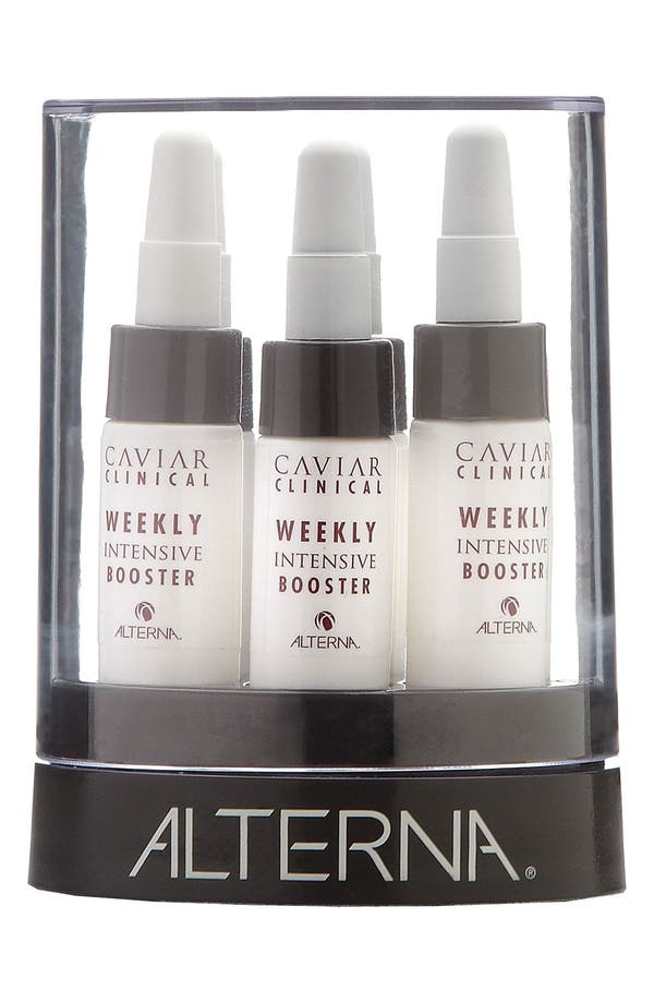 Alternate Image 1 Selected - ALTERNA® Caviar Clinical Weekly Intensive Booster