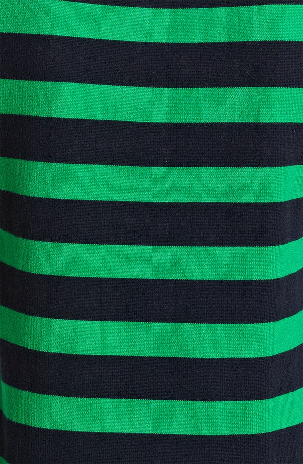 Alternate Image 3  - Michael Kors Stripe Cashmere Shell