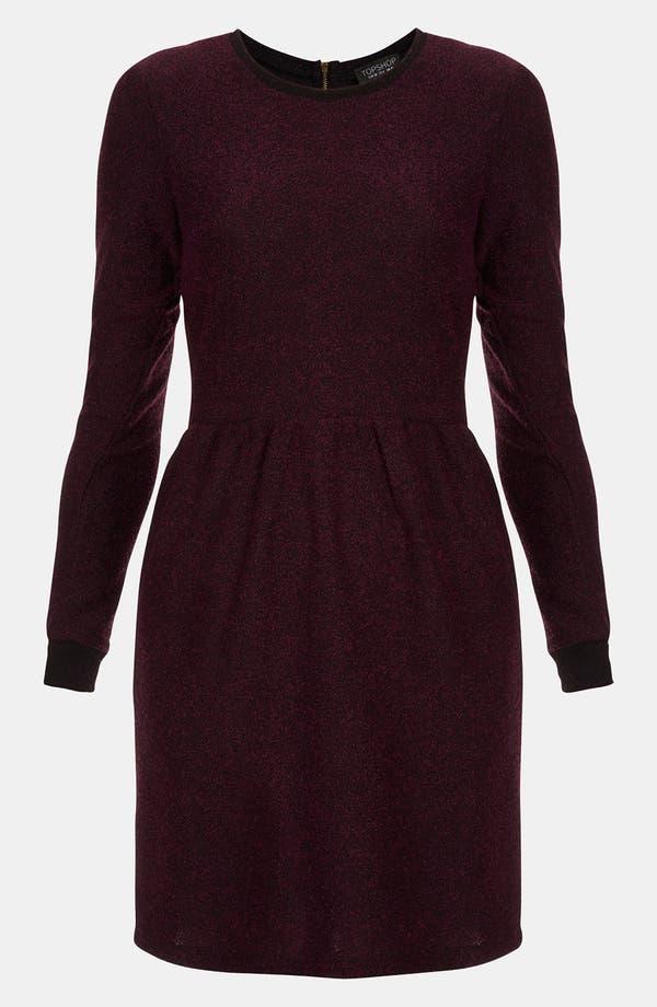 Main Image - Topshop Bouclé Sweater Dress