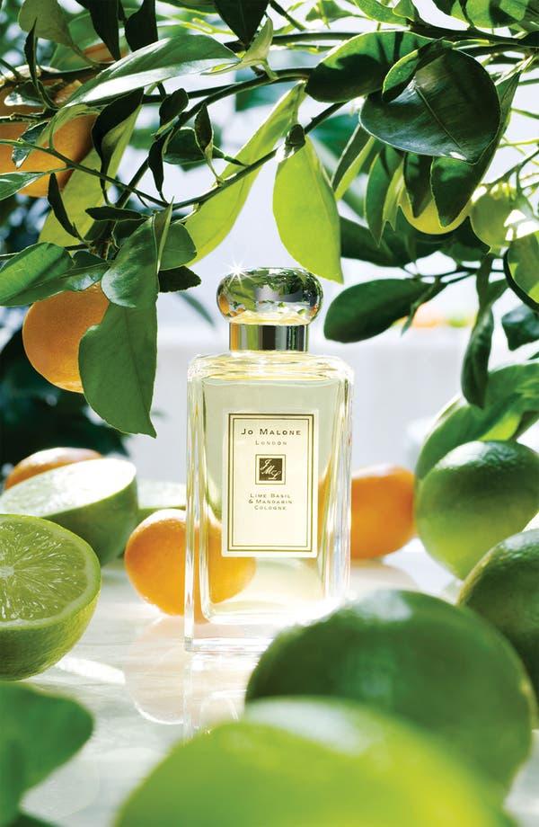 Lime Basil & Mandarin Cologne,                             Alternate thumbnail 4, color,