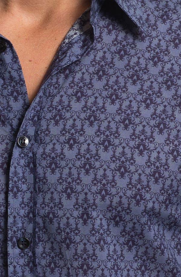 Alternate Image 3  - Versace Woven Sport Shirt