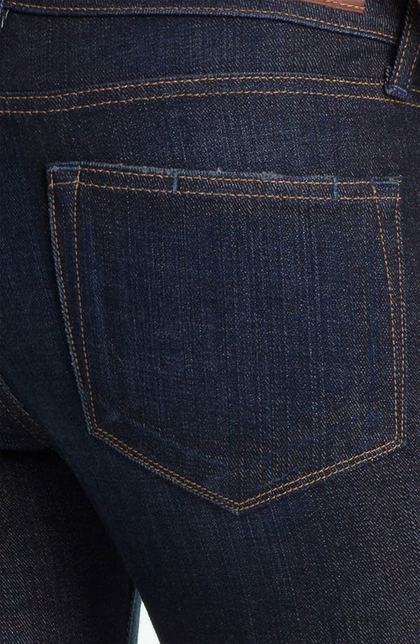 Alternate Image 3  - Paige Denim 'Emily' Two Tone Ultra Skinny Jeans (Kala)