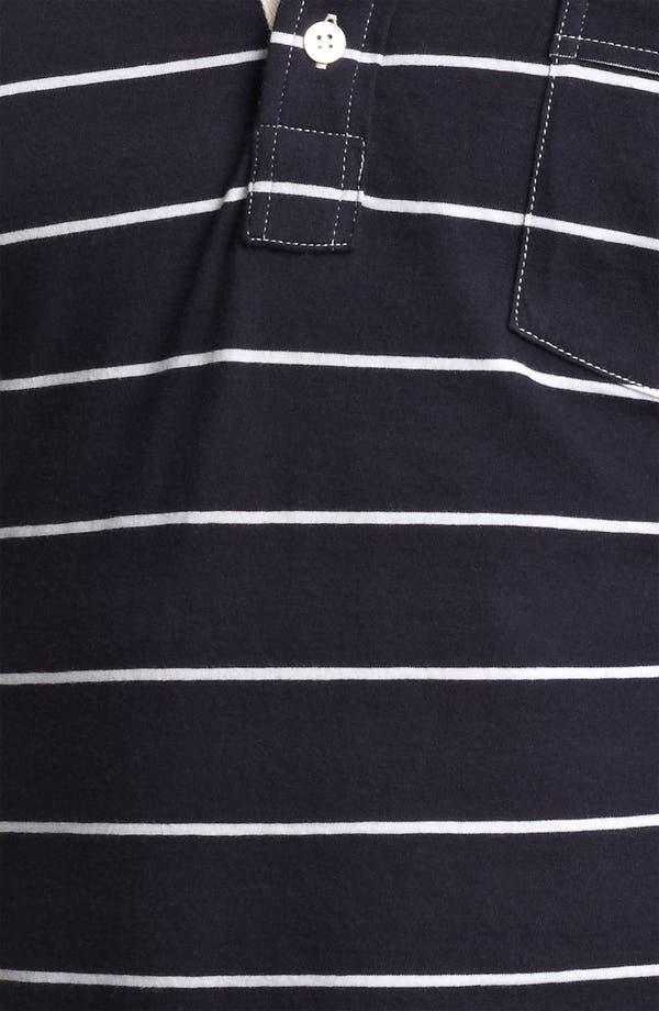 Alternate Image 3  - Billy Reid 'Pensacola' Trim Fit Stripe Polo