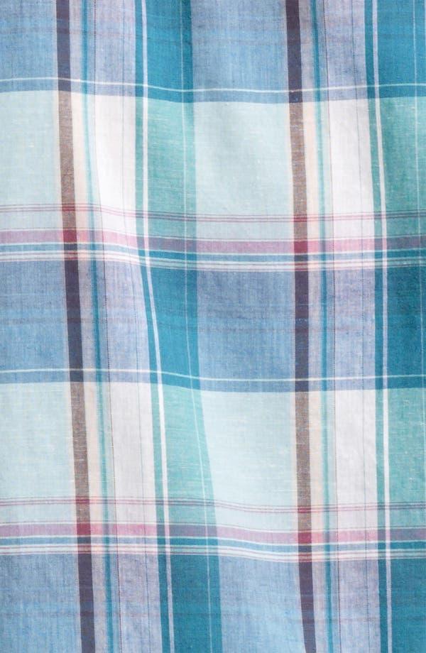 Alternate Image 3  - Steven Alan Plaid Pattern Shirt