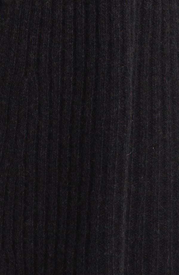 Alternate Image 3  - Eileen Fisher Open Front Ribbed Cardigan