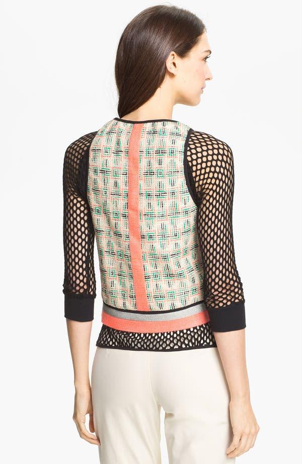 Alternate Image 2  - Milly Tweed Vest