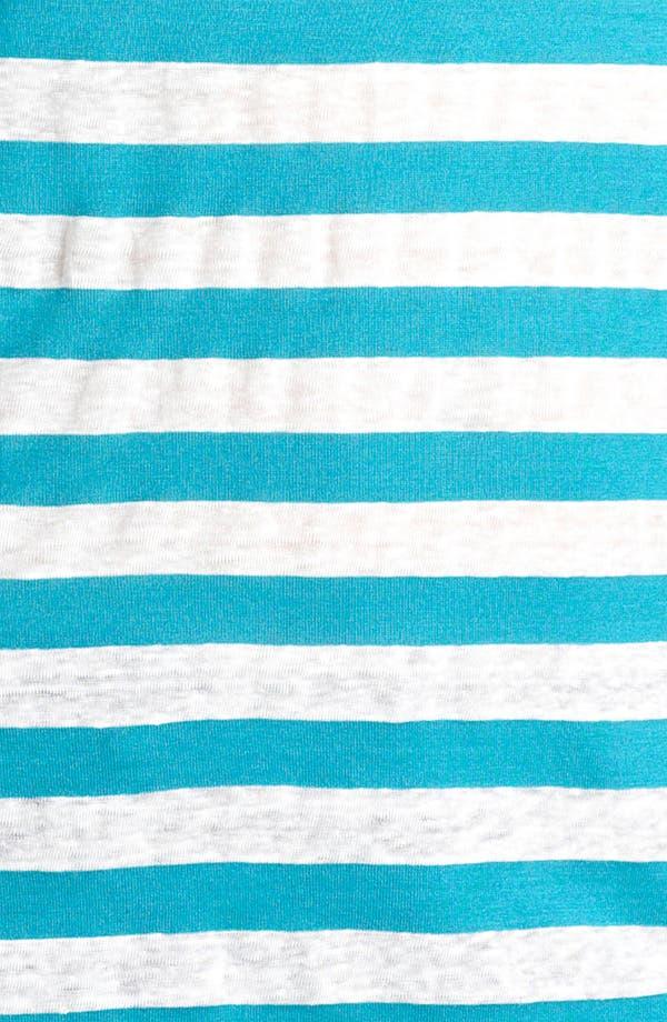 Alternate Image 3  - Burberry Brit Short Sleeve Stripe Tee