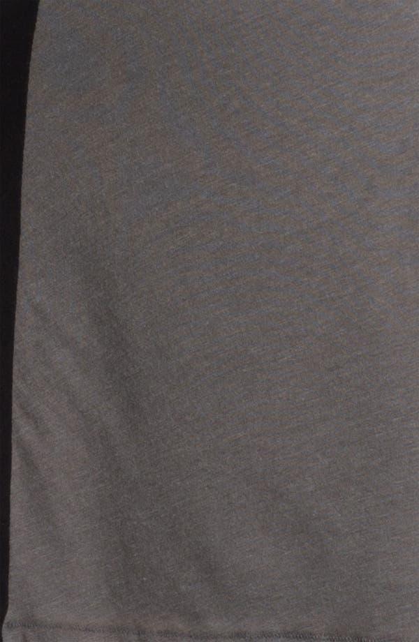 Alternate Image 5  - rag & bone 'The Moto' Contrast Panel Dress