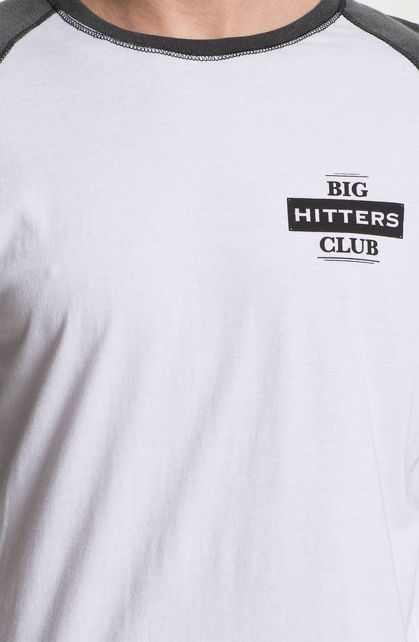 Alternate Image 3  - Vanguard 'Big Hitters Club' Graphic Baseball T-Shirt