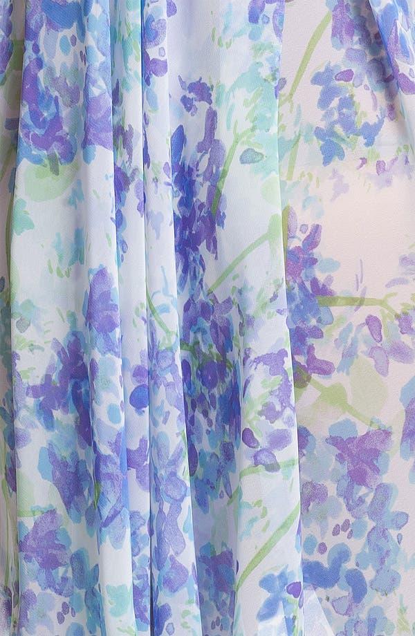 Alternate Image 3  - Oscar de la Renta Sleepwear 'Hydrangea Cottage' Chemise