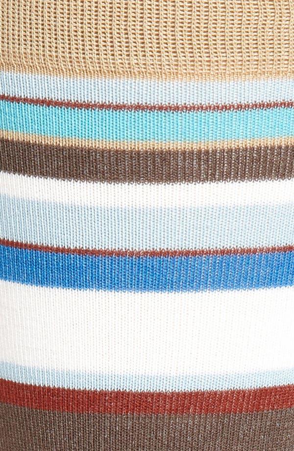 Alternate Image 2  - Bugatchi Multistripe Socks