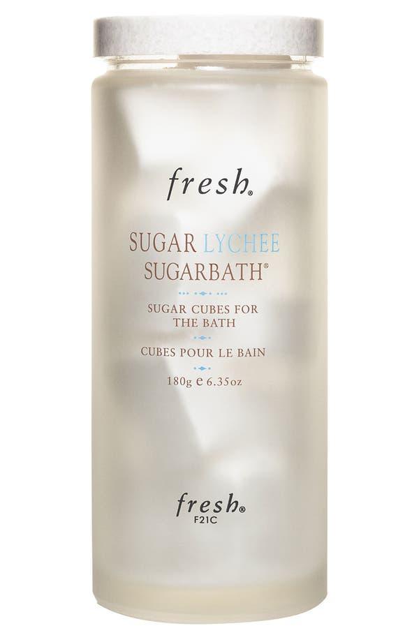 Main Image - Fresh® Sugar Lychee Bath Cubes