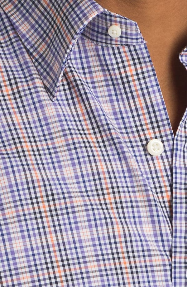 Alternate Image 3  - Peter Millar Sport Shirt (Tall)