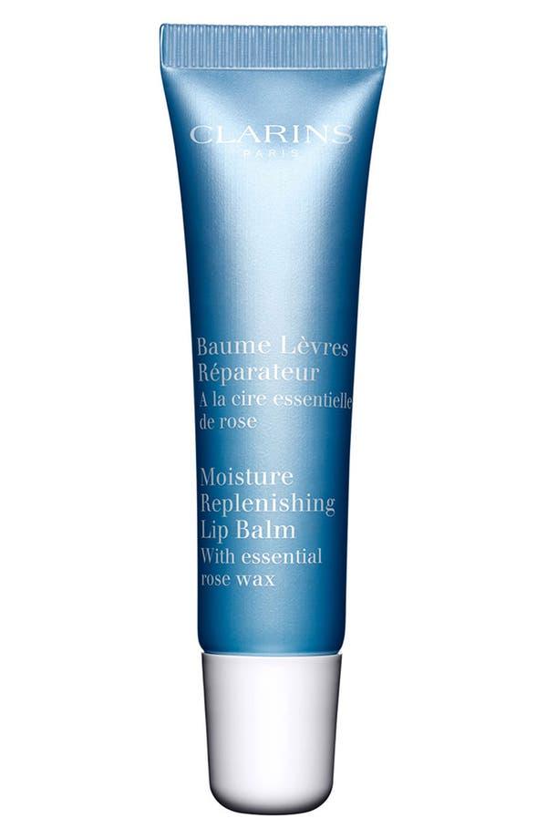 Alternate Image 1 Selected - Clarins Moisture Replenishing Lip Balm