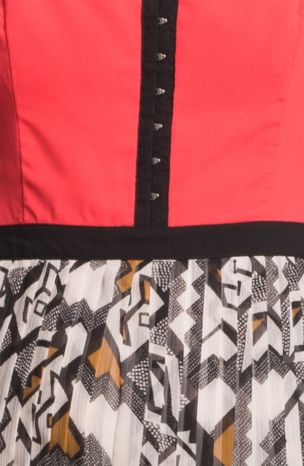 Alternate Image 3  - BB Dakota 'Pfeiffer' Fit & Flare Dress