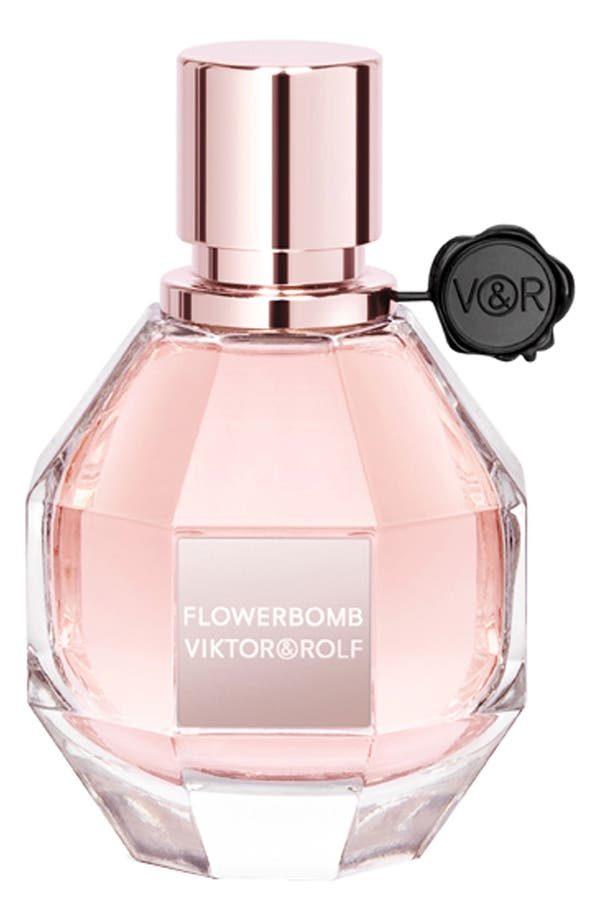 Flowerbomb Eau de Parfum Spray,                             Main thumbnail 1, color,                             No Color