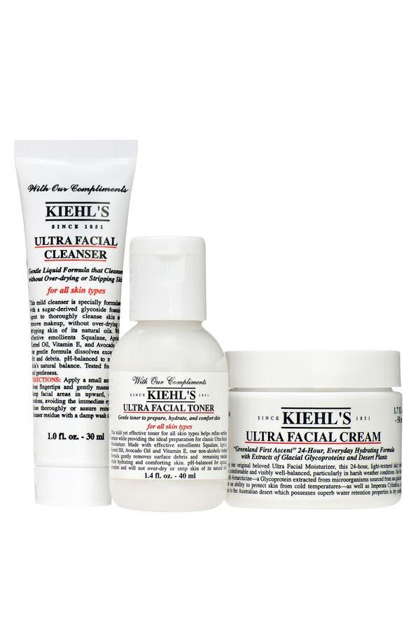 Main Image - Kiehl's Since 1851 'Ultra' Facial Starter Set ($33 Value)