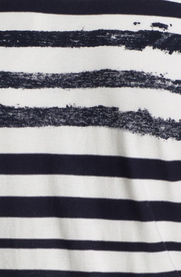 Alternate Image 3  - Edun Stripe Crewneck Sweater