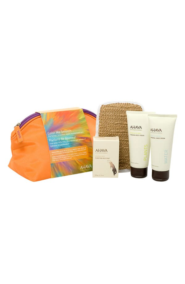 Alternate Image 1 Selected - AHAVA 'Color Me Smooth' Set ($68 Value)