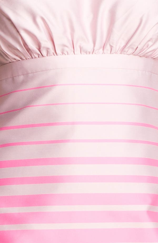 Alternate Image 3  - Ted Baker London Stripe A-Line Dress (Online Only)
