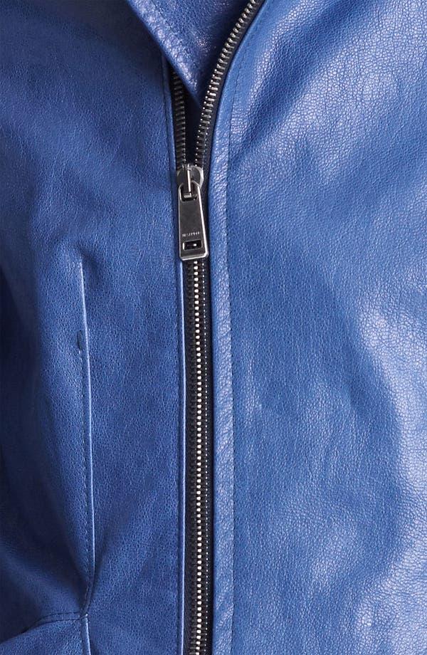 Alternate Image 3  - Jil Sander Leather Jacket