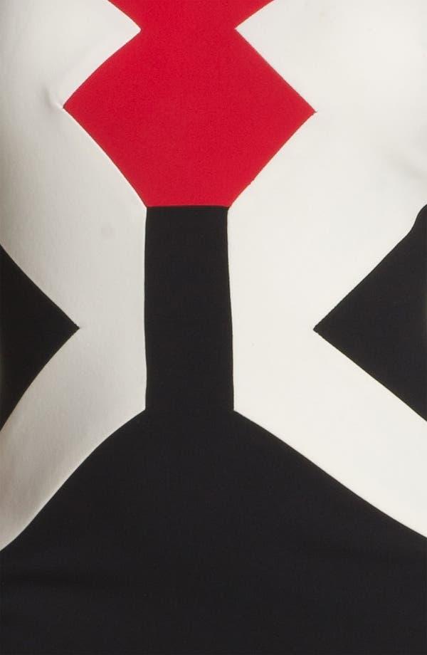 Alternate Image 3  - Jay Godfrey 'Surf Comber' Colorblock Tank Dress