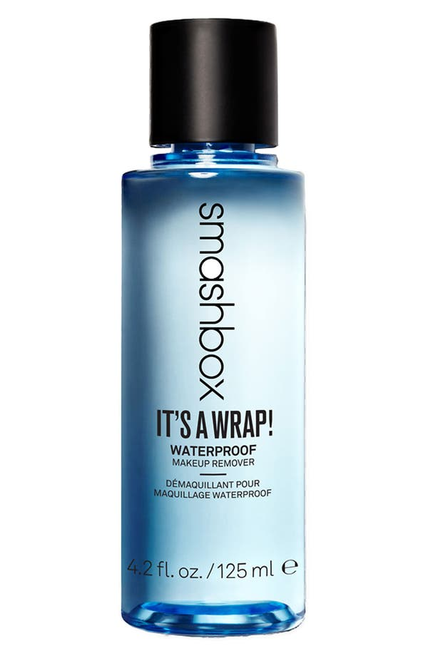 Alternate Image 1 Selected - Smashbox It's A Wrap! Waterproof Makeup Remover