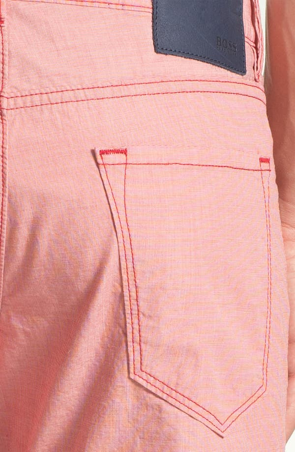 Alternate Image 3  - BOSS HUGO BOSS 'Maine' Regular Fit Pants