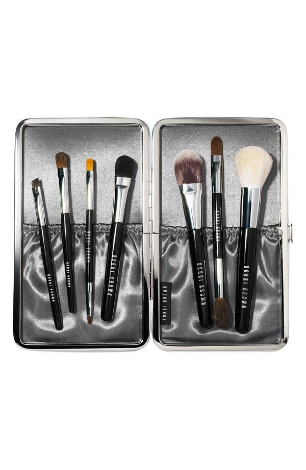 Alternate Image 1 Selected - Bobbi Brown 'Luxe' Brush Set