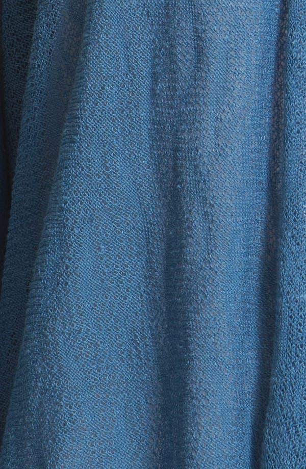 Alternate Image 3  - Nic + Zoe Open Cardigan (Plus Size)